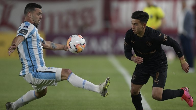 Independiente le gana a Atlético Tucumán