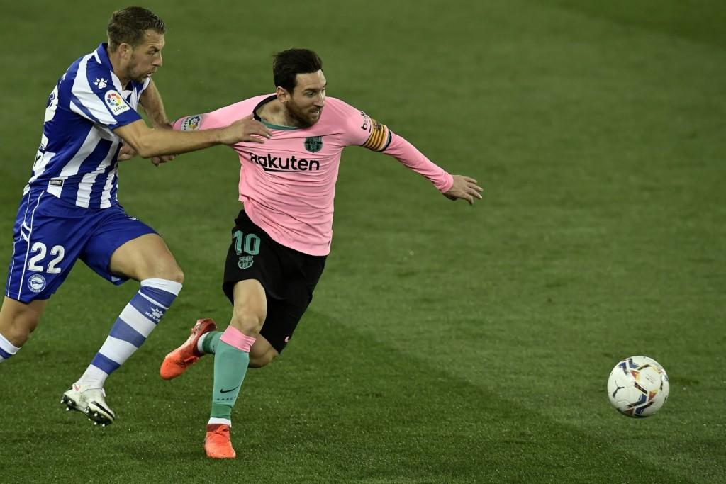 El Barcelona empata ante Alavés
