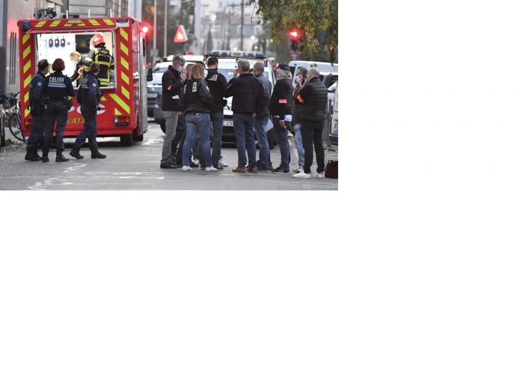 Nuevo ataque en iglesia de Francia