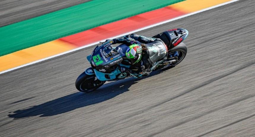 Franco Morbidelli gana el Gran Premio de Teruel