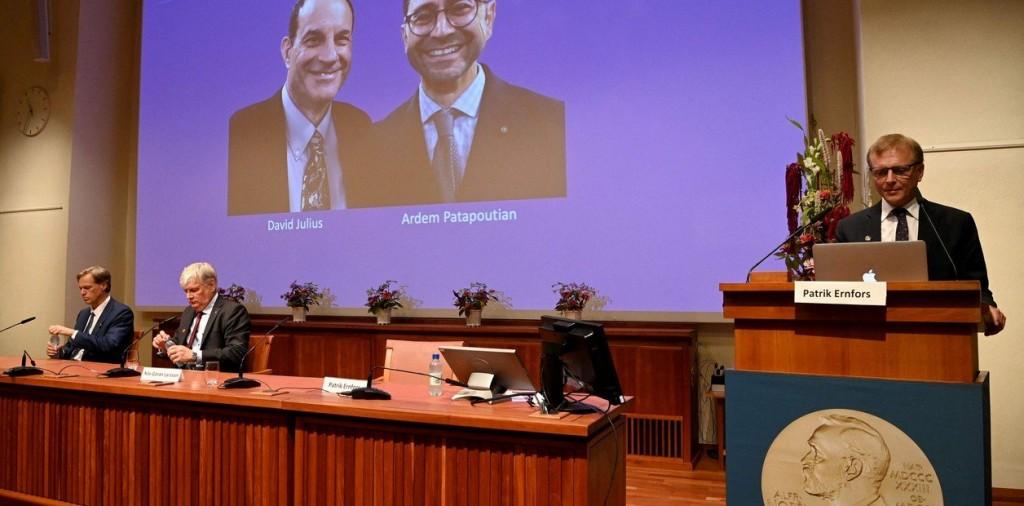 Nobel de Medicina para un estadounidense y un armenio