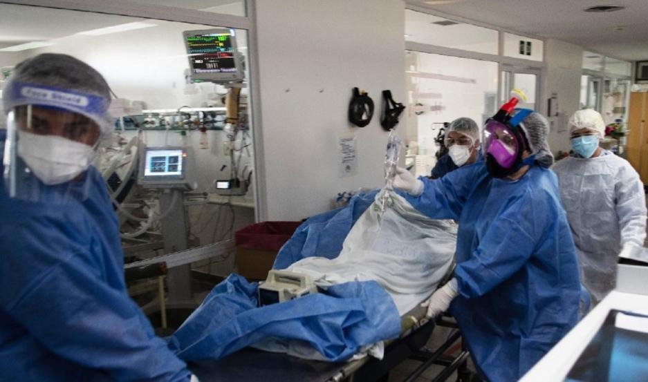 Argentina: confirman 416 contagios y 18 fallecimientos de COVID-19