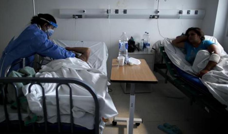 Argentina: 1.314 nuevos contagios y 35 muertes de COVID-19