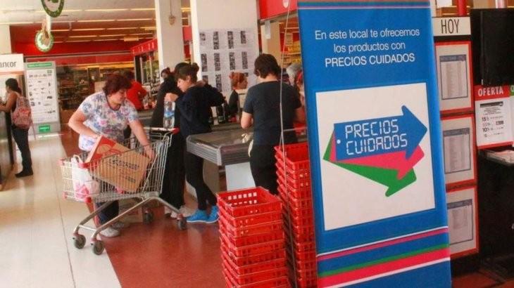 Naciòn quiere mantener  hasta enero los precios artículos de consumo masivo