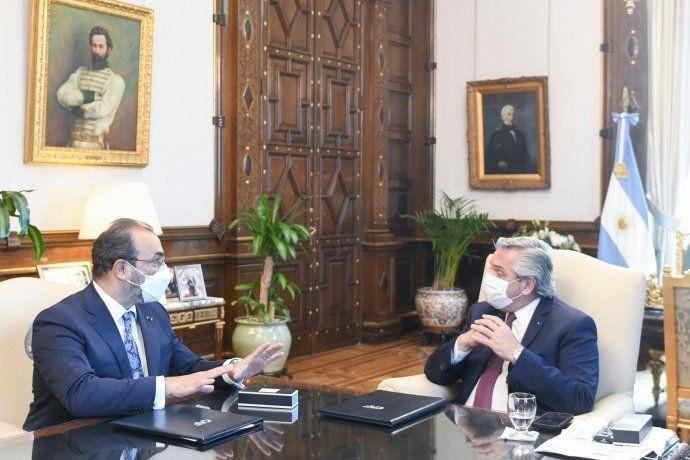 Alberto Fernández acordó con la CAF financiamiento por u$s2.670 millones