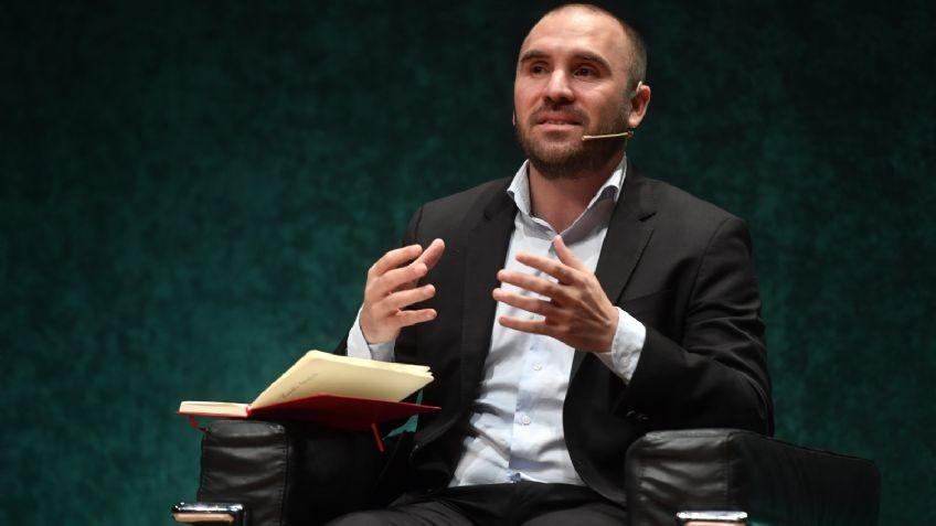 Martín Guzmán señaló que no habrá devaluación