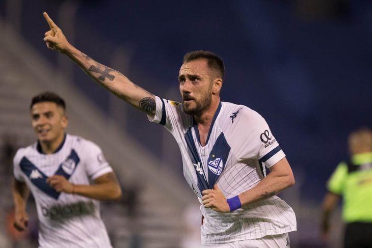 Vélez sumó 3 puntos al ganarle a Boca