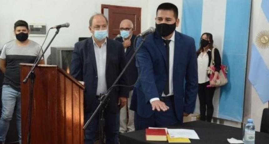 Asumió Guillermo Alemán en la intendencia de Aguaray
