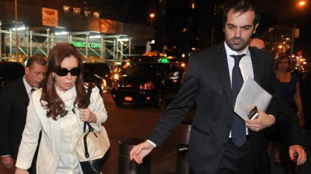 Internaron a la presidenta Cristina Kirchner por un cuadro febril