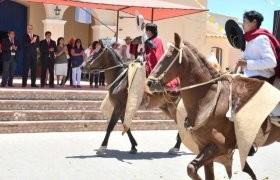 Fiesta Patronal en honor a San Carlos Borromeo en San Carlos