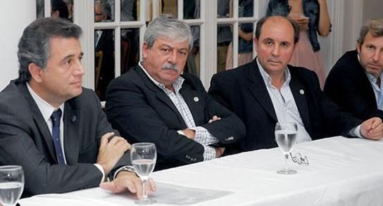La Mesa de Enlace sesiona en Reconquista