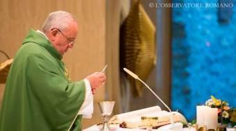 Papa Francisco: Cuando la conversión llega a los bolsillos es segura