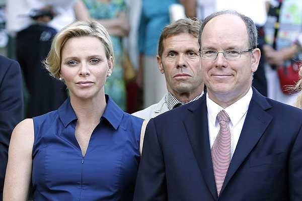 Monarcas de Mónaco esperan gemelos y deben definir cuál será el príncipe heredero