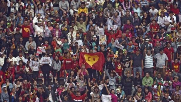 El último adiós: México despide a Chespirito en el Estadio Azteca