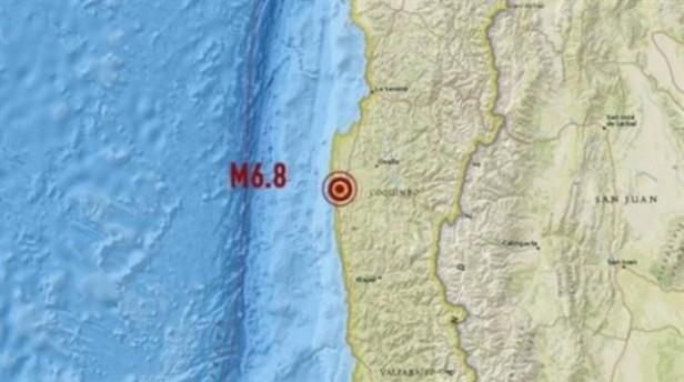 Otro fuerte sismo en Chile se sintió en Catamarca