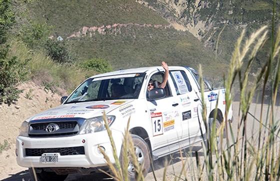 Se presentará hoy en Buenos Aires el rally Trofeo Rosas de los Andes