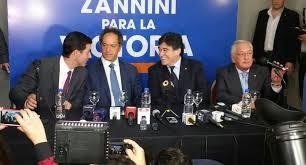 Scioli: hay muchas cuestiones que mejorar, pero el cambio no es ajustar