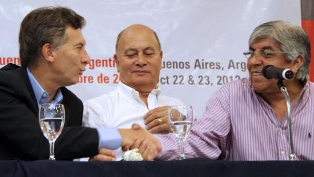 Hugo Moyano: Es muy difícil que vote a Daniel Scioli