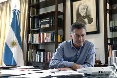 Macri cuestionó a los legisladores por el dietazo y les pidió  no pasarse de largo