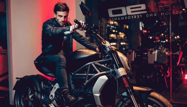 Presentaron los nuevos modelos de motos Ducati