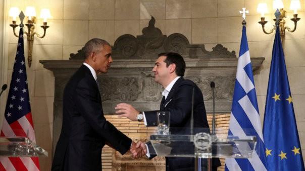 Obama calma a sus socios europeos:Trump mantendrá relaciones con la OTAN