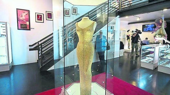 US$ 4,8 millones por un vestido de Marilyn Monroe