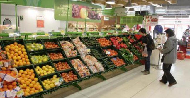 Los supermercados son hasta 11% más baratos que almacenes