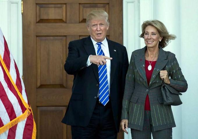 Primeras mujeres en el gabinete de Trump