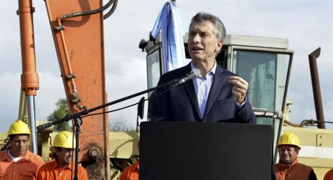Macri: Queremos obras que no sean sinónimo de corrupción