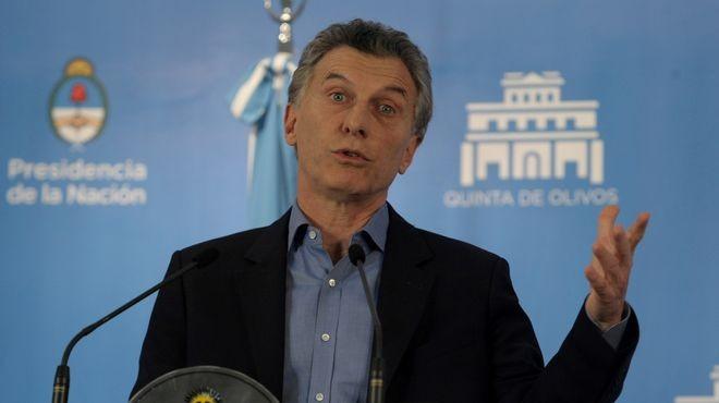Macri recibe a familiares de víctimas de violencia de género