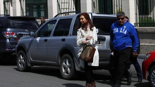 Cristina Kirchner fue al juzgado en Río Gallegos y Bonadio volvió a citarla el 29