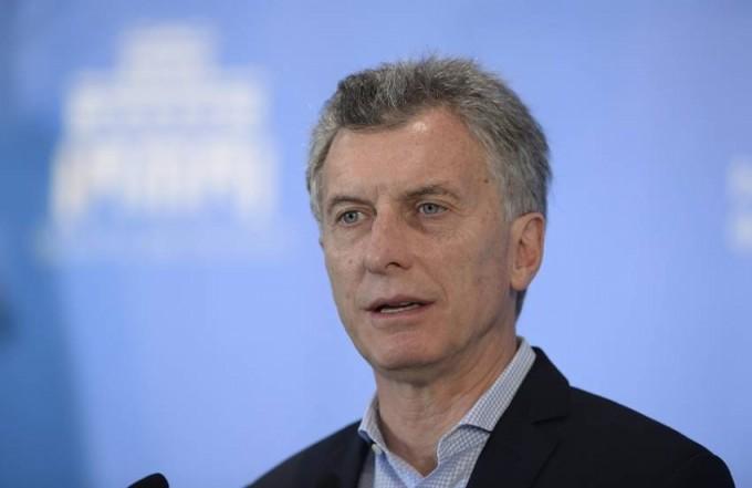 Macri: Me puso muy feliz el título y el mensaje de unión
