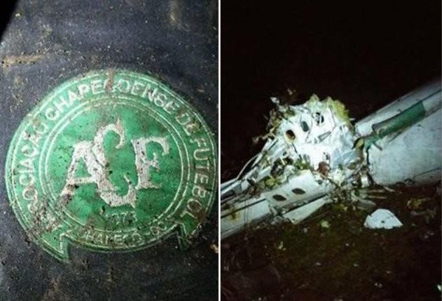 Confirman sobrevivientes del vuelo del Chapecoense en Colombia