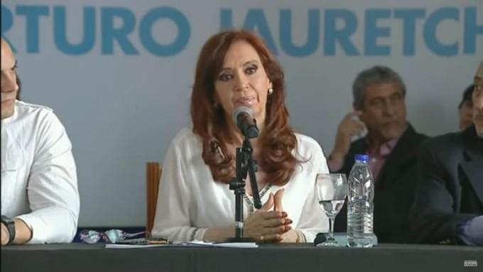 Cristina Kirchner cumplió de manera exprés su trámite legal en Comodoro Py