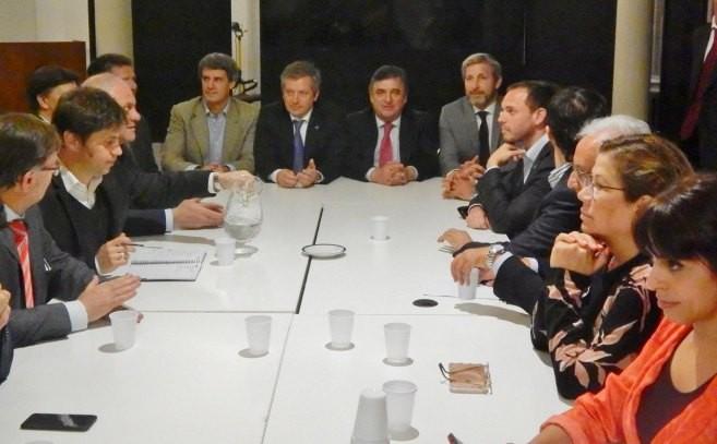 Ganancias:Empieza una puja clave donde el oficialismo estará obligado a negociar