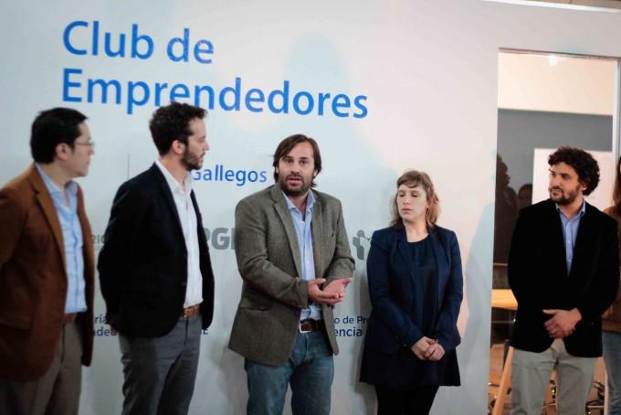 La Patagonia tiene su primer Club de Emprendedores