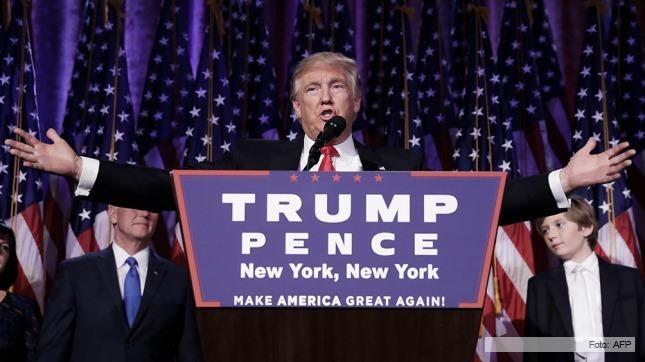 Trump dejará las empresas a su familia antes de asumir