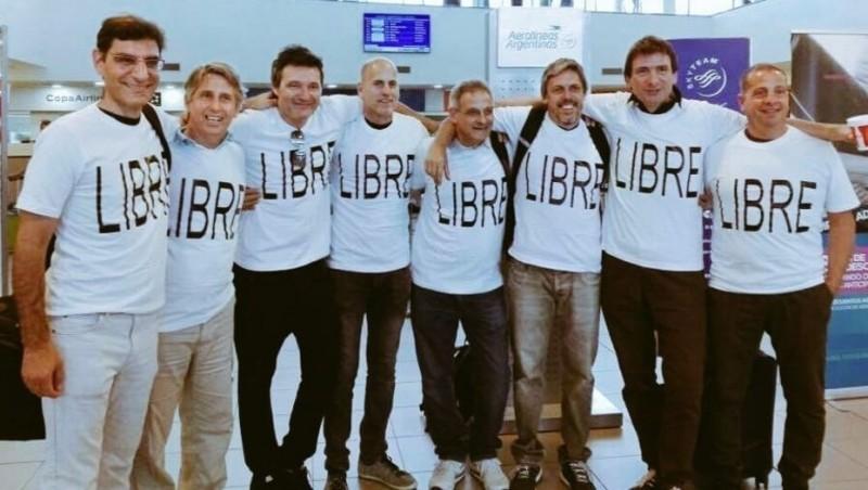 Los cinco argentinos muertos en el ataque en Nueva York habían ido a festejar un aniversario de egresados