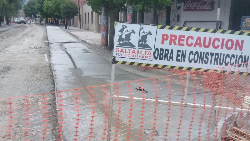 Registraron vandalismo en obras ejecutadas en la ciudad