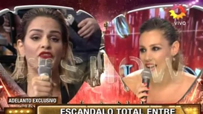 Nicole vs Pampita: no se dan tregua