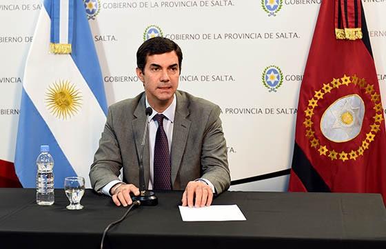 El gobernador Urtubey anunció la composición del nuevo Gabinete provincial