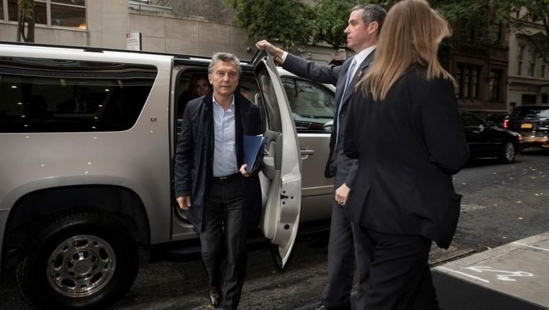 Mauricio Macri en Nueva York: Argentina es la mejor oportunidad para los inversores