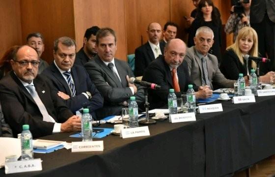 Mascarello participó en el IV Consejo Federal de Salud