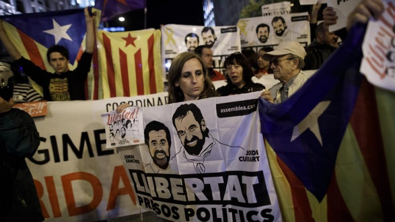 La independencia catalana ya es el segundo problema en España tras el paro