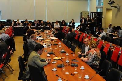 Diputados trata la ley que pena la corrupción empresaria