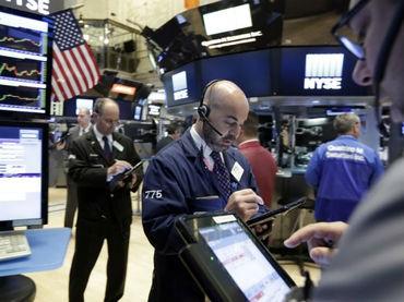 Wall Street se da la vuelta media sesión y cae a pesar de los récords intradía