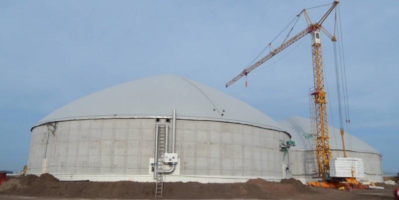 Entró en operaciones la planta de biogás  San Pedro Verde  en Santa Fe