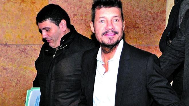 Tinelli denunció a Cristóbal López en la Justicia