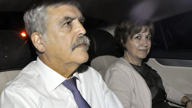 La esposa de De Vido, furiosa:Cristina Kirchner ha tenido un gesto inhumano