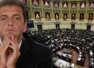 La votación del Presupuesto es el último acto legislativo de Sergio Massa